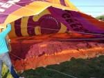 Unieke luchtballonvaart omgeving Noordeloos op dinsdag 14 augustus 2018