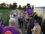 Prachtige ballonvlucht in Veghel op dinsdag 16 oktober 2018