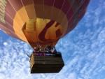 Ultieme luchtballon vaart regio Veghel op dinsdag 16 oktober 2018