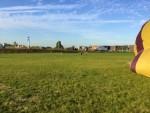 Ultieme ballonvaart in de omgeving van Veghel op dinsdag 16 oktober 2018