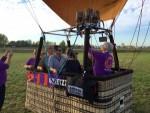 Ongekende ballon vlucht in de buurt van Veghel op dinsdag 16 oktober 2018