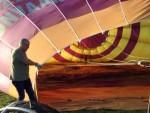 Exceptionele heteluchtballonvaart in de regio Veghel op dinsdag 16 oktober 2018