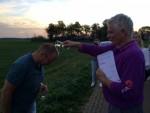 Ongeëvenaarde heteluchtballonvaart omgeving Veghel op dinsdag 16 oktober 2018