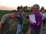 Overweldigende heteluchtballonvaart in de regio Veghel op dinsdag 16 oktober 2018