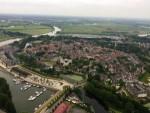 Adembenemende luchtballonvaart omgeving Arnhem dinsdag 19 juni 2018