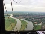 Fascinerende luchtballon vaart vanaf startveld Arnhem dinsdag 19 juni 2018