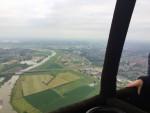 Ongekende ballon vlucht in de regio Arnhem dinsdag 19 juni 2018