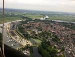 Uitzonderlijke luchtballonvaart in Arnhem dinsdag 19 juni 2018