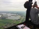 Spectaculaire heteluchtballonvaart omgeving Arnhem dinsdag 19 juni 2018