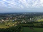 Relaxte ballonvaart gestart op opstijglocatie Assen dinsdag 19 juni 2018