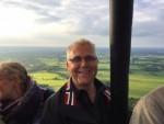Sublieme ballon vaart opgestegen in Assen dinsdag 19 juni 2018