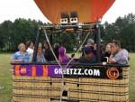 Super ballonvaart in de regio Eindhoven dinsdag 19 juni 2018
