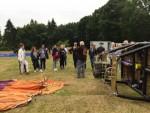 Onovertroffen luchtballonvaart in de omgeving Eindhoven dinsdag 19 juni 2018