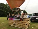 Magnifieke ballonvaart vanaf startveld Eindhoven dinsdag 19 juni 2018