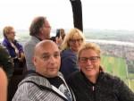 Relaxte ballon vlucht in de omgeving van Hendrik-ido-ambacht dinsdag 19 juni 2018