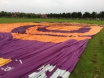 Prettige ballon vlucht over de regio Hendrik-ido-ambacht dinsdag 19 juni 2018