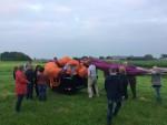Betoverende ballonvlucht in de omgeving Hendrik-ido-ambacht dinsdag 19 juni 2018