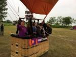 Heerlijke heteluchtballonvaart in de omgeving van 's-hertogenbosch dinsdag 19 juni 2018