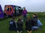 Voortreffelijke ballonvaart vanaf startlocatie 's-hertogenbosch dinsdag 19 juni 2018