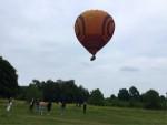 Spectaculaire luchtballonvaart vanaf opstijglocatie Venray dinsdag 19 juni 2018