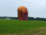 Magische ballon vaart regio Venray dinsdag 19 juni 2018