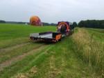 Ultieme ballon vlucht in Venray dinsdag 19 juni 2018