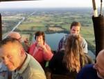Perfecte luchtballonvaart in de regio Almelo op dinsdag 21 augustus 2018