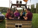 Fantastische ballonvlucht startlocatie Beesd op dinsdag 21 augustus 2018