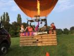 Mooie ballonvlucht regio Beesd op dinsdag 21 augustus 2018