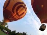 Geweldige ballonvlucht opgestegen op startveld Beesd op dinsdag 21 augustus 2018