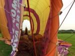 Indrukwekkende ballon vlucht in de regio Beesd op dinsdag 21 augustus 2018