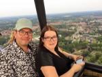 Fabuleuze luchtballonvaart vanaf startveld Doetinchem op dinsdag 21 augustus 2018