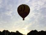 Uitmuntende luchtballonvaart in de regio Doetinchem op dinsdag 21 augustus 2018