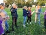 Overweldigende luchtballonvaart vanaf startlocatie Tilburg op dinsdag 25 september 2018
