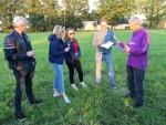 Magische ballon vaart gestart op opstijglocatie Tilburg op dinsdag 25 september 2018