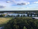 Jaloersmakende luchtballonvaart in de regio Tilburg op dinsdag 25 september 2018