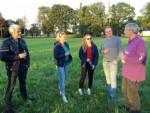 Fascinerende ballon vaart in de buurt van Tilburg op dinsdag 25 september 2018