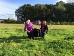 Plezierige ballonvlucht gestart op opstijglocatie Tilburg op dinsdag 25 september 2018