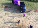Waanzinnige ballonvlucht regio Tilburg op dinsdag 25 september 2018