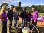 Prettige ballonvlucht in Tilburg op dinsdag 25 september 2018