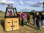 Fantastische ballon vlucht boven de regio Tilburg op dinsdag 25 september 2018