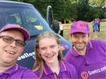 Meesterlijke heteluchtballonvaart in de regio Eindhoven dinsdag 26 juni 2018