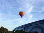 Ongeëvenaarde ballonvaart vanaf startlocatie Eindhoven dinsdag 26 juni 2018