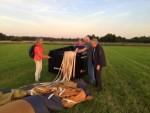 Professionele ballonvaart vanaf startveld Eindhoven dinsdag 26 juni 2018