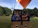 Magnifieke ballonvaart gestart in Eindhoven dinsdag 26 juni 2018