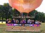Voortreffelijke heteluchtballonvaart opgestegen op opstijglocatie Eindhoven dinsdag 26 juni 2018