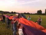 Unieke ballonvlucht over de regio Eindhoven dinsdag 26 juni 2018