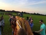 Schitterende ballon vaart omgeving Eindhoven dinsdag 26 juni 2018