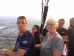 Voortreffelijke ballonvlucht regio Deurne op dinsdag 28 augustus 2018