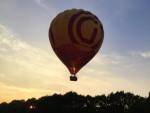 Grandioze ballon vlucht regio Deurne op dinsdag 28 augustus 2018